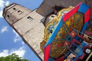 Turm der Jacobikirche