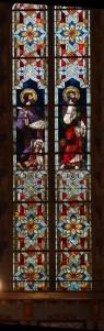 Fenster mit Matthäus und Markus
