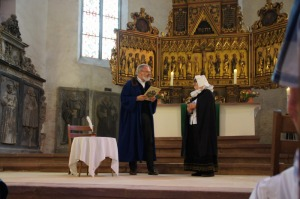 Catharina Schillingstedt und Caspar Tryller