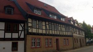 Ehemalige Mädchenschule in Sangerhausen