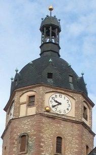 Turmuhr Jacobi Sangerhausen